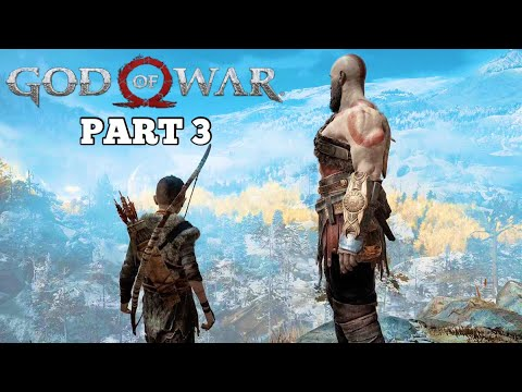 THE PATH TO THE MOUNTAIN | GOD OF WAR 4 WALKTHROUGH PART 3