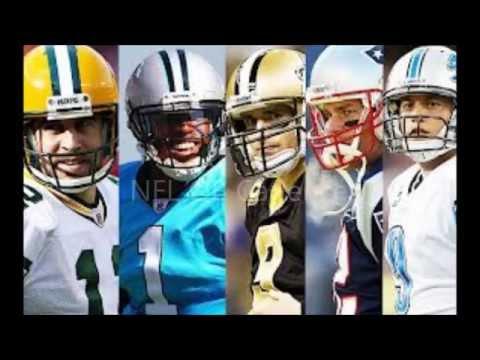 NFL QB Cadence Impressions (Peyton Manning, Tom Brady, and more)