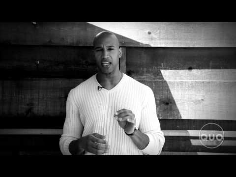 Exclusive: Life Lessons With Henry Simmons
