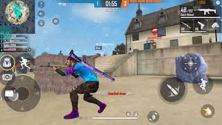 Free fire best match of clash sqaud