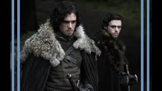 Jon Snow talks about Robb Stark after his death | Farewell Snow.. And you Stark | Game of Thrones