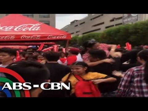 News Patrol: Libreng concert ng Coke, kanselado dahil sa gulo | December 8, 2018