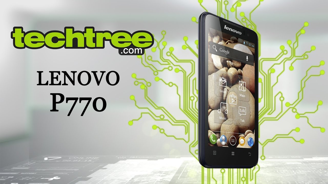 Lenovo P770  Smart Phone Review