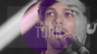 One Direction Torn (Natalie Imbruglia cover in the Live Lounge) (Lyrics)