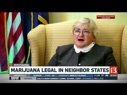 Marijuana In The Hoosier State