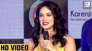 Sunny Leone Gets Emotional While Talking About Her Past   Karenjit Kaur   LehrenTV