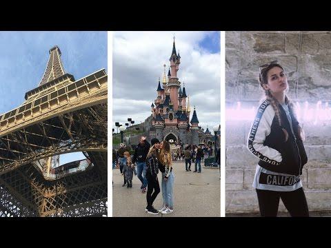 MI VIAJE A PARÍS 2017 | NOA