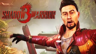 Shadow Warrior 3 - Official 4K 'Way to Motoko' Gameplay Trailer
