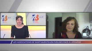 Yvelines | Les associations de Saint-Quentin-en-Yvelines face à l'épidémie