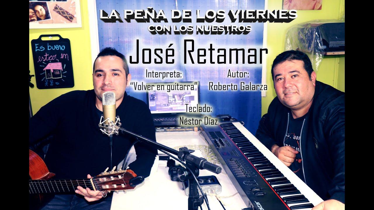 """José Retamar y Néstor Díaz - """"Volver en Guitarra"""""""