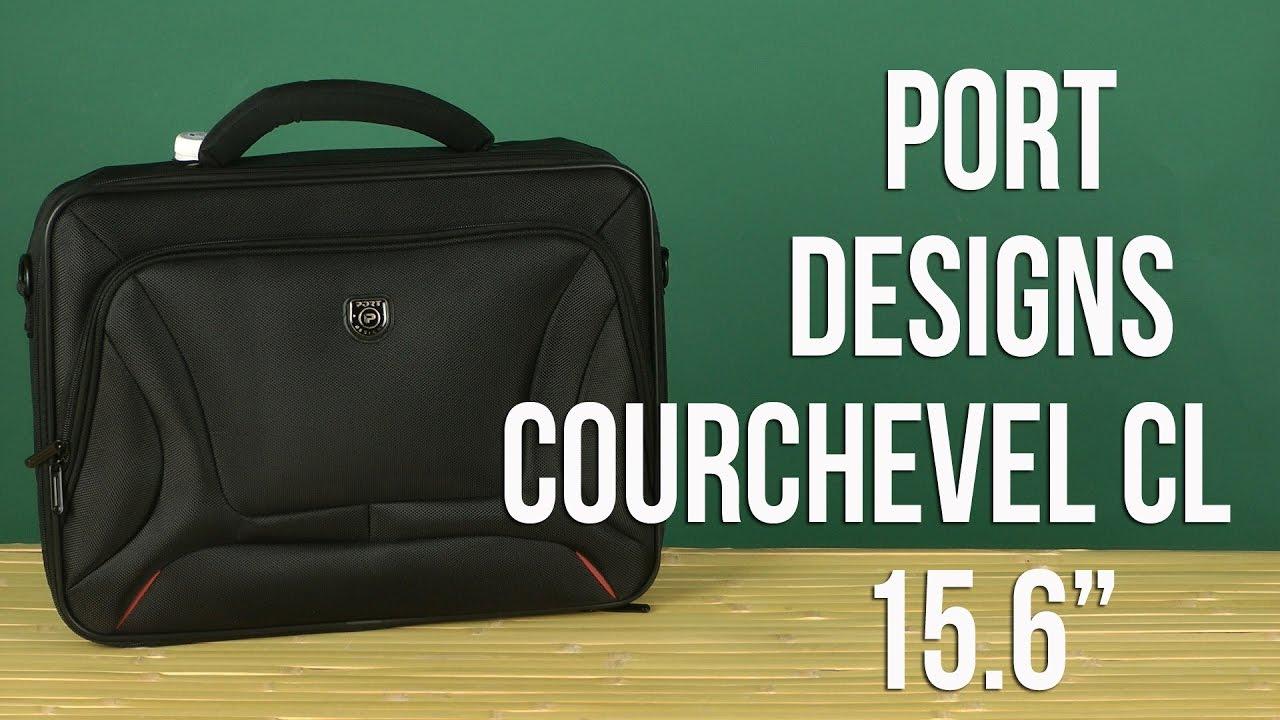 Распаковка PORT Designs Courchevel CL 15.6