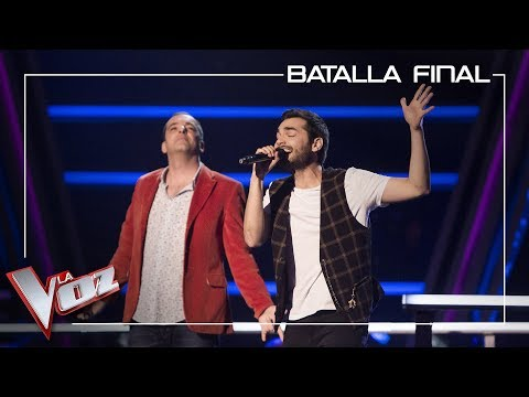 Javi Moya and Shadday López | Final Battle | The Voice Of Spain 2019