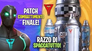 THE ROCKET BELONGS TO THE VISITOR! THE EVIDENCE! It's changed! PATCH 4.4 FORTNITE Battle Royale