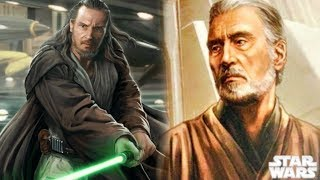 Why Jedi Dooku REALLY Wanted Qui-Gon Jinn as an Apprentice - Star Wars Explained