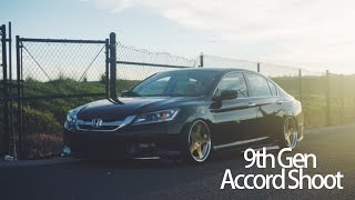 SLAMMED 9TH GEN ACCORD!