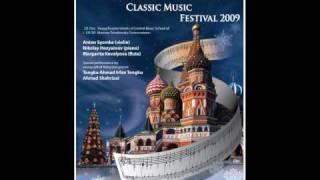 Russian-Malaysian Classic Music Festival 2009 in Malaysia