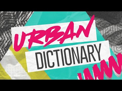 Urban Dictionary - #StrictlyInclusive - Ps. James Murray