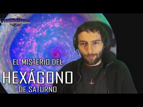 El misterio del hexágono de Saturno