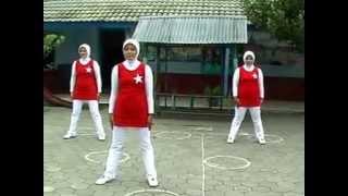 Senam Anak Ceria Indonesia