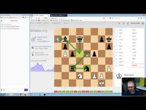 Chess Cruncher TV 1 1 2018