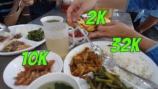 Ông chủ cơm bình dân không ngờ Lý Hương ăn KINH KHỦNG vậy    Guide Saigon Food