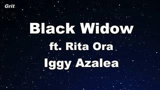 Black Widow Ft. Rita Ora Iggy Azalea Karaoke No Guide Melody Instrumental.mp3