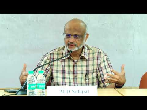 Professor M.D. Nalapat - Emerging Trends in West Asia and its Implications