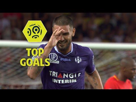 Top goals : Week 1 / 2017-18