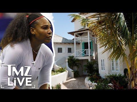 Serena Williams: Real Estate Woman! | TMZ Live
