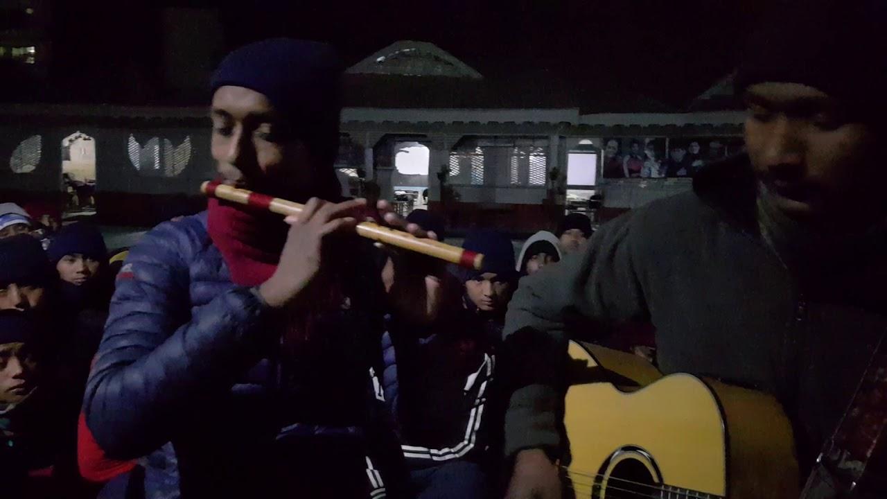 Download Instrumental Cover Chauri ko chamro chhurpi & Bhanau Nabhanau Original Ashok Darji , Tanka Budathoki