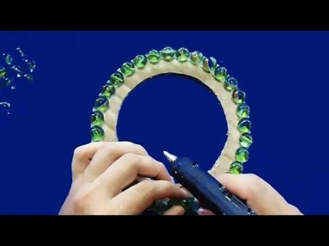 9 creativas con tapas y botella pl stica lamparas youtube - Tapas faciles de hacer ...