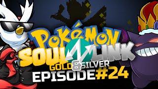 "Pokémon Gold & Silver Soul Link Randomized Nuzlocke w/ TheKingNappy!! - Ep24 ""Pen Cap"""