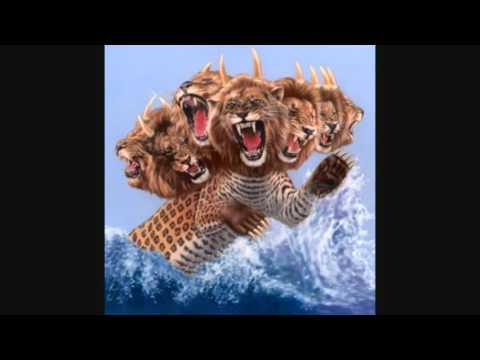 Que représente la bête sauvage à sept têtes de Révélation chapitre13?