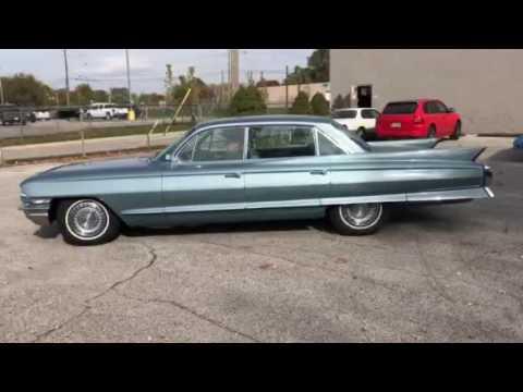 1962 cadillac sedan deville sharp. - YouTube