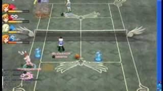 ファンタテニスバトル試合1