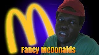 I Tried The Fanciest McDonald's In The World(Reaction)