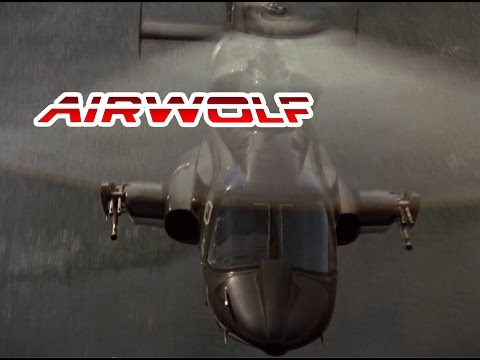 Airwolf HD theme music Type B 2015