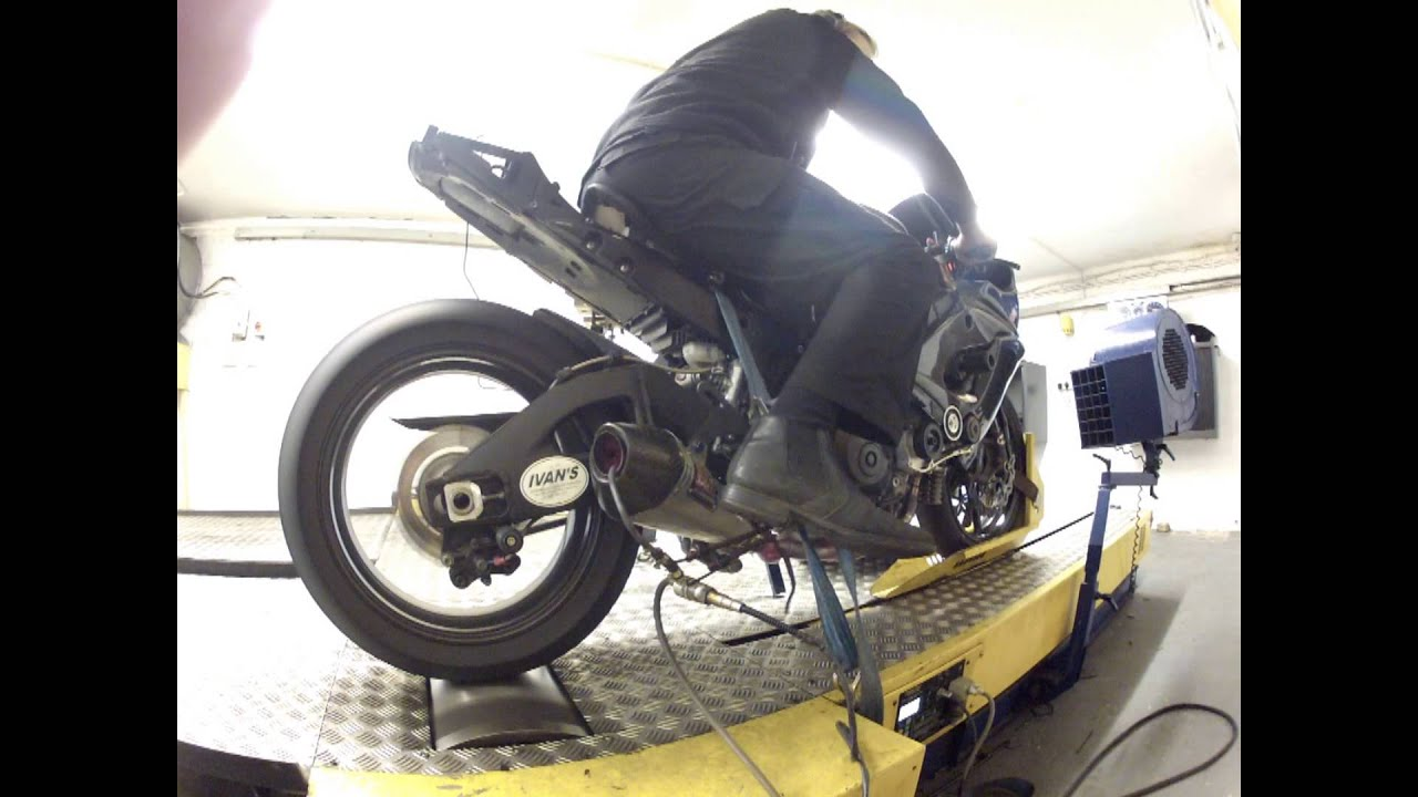 TTS SUPERCHARGED GSXR 1000