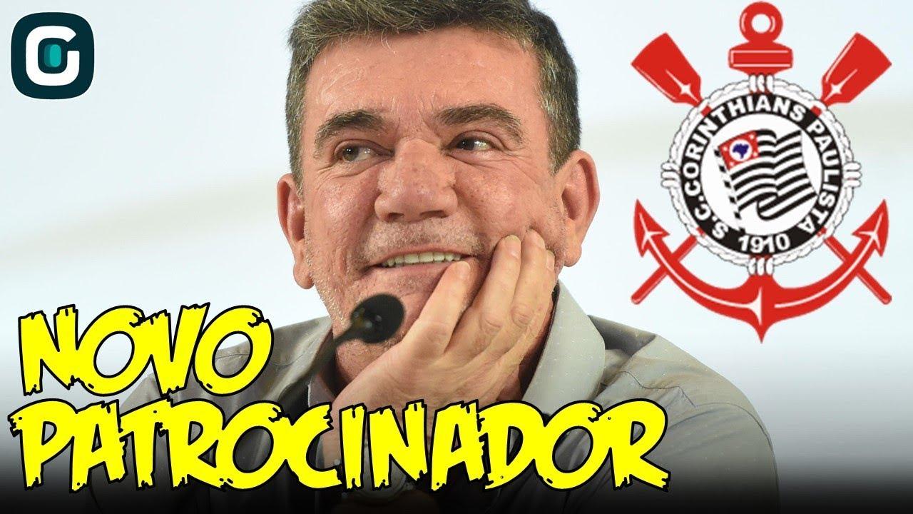 Corinthians anuncia NOVO PATROCÍNIO  8e4ac55052378