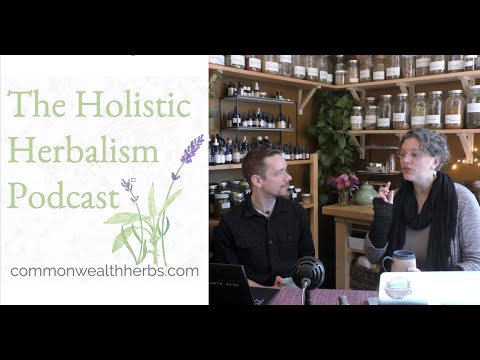 Herbs for Coronavirus Preparedness | The Holistic Herbalism Podcast