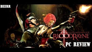 Bloodrayne PC review