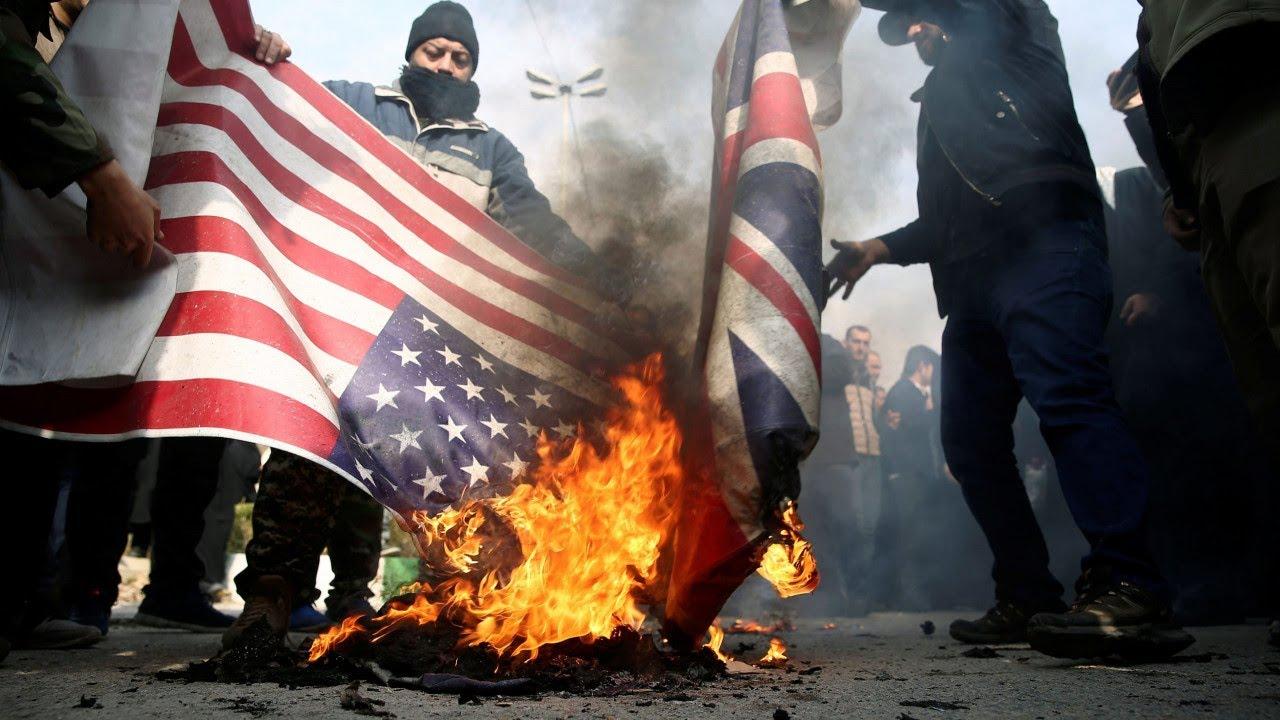 По поводу революции в Америке!