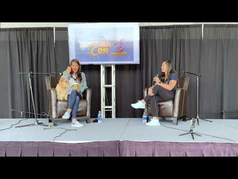 Amy Dumas (Lita) Panel at WA Summer Con Again!