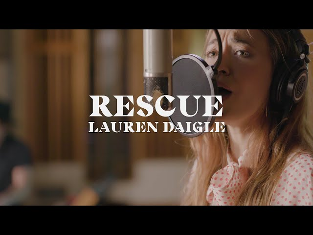 Lauren Daigle - Rescue (Starstruck Sessions)