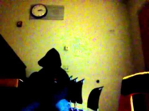 Scary ghost boy in Bangor middle school