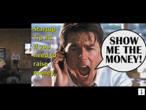 Matt Barrie, CEO of Freelancer.com - How Not to Get Screwed in Venture Financing