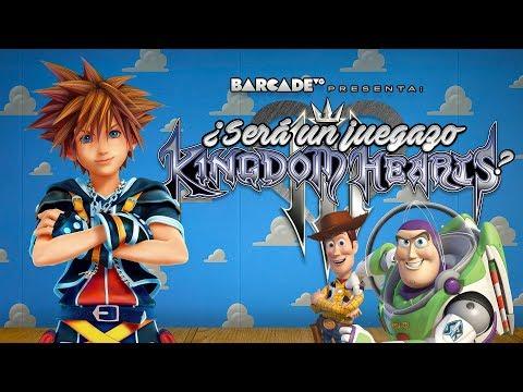 ¿Será un juegazo Kingdom Hearts?