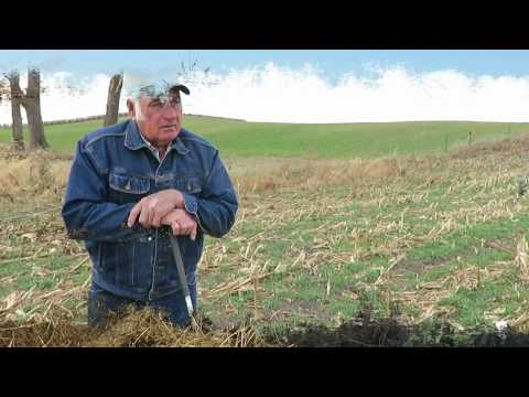 Conservation Farmer: Staying on Top of Things