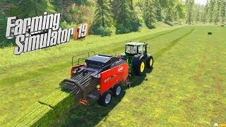 Farming Simulator 2019 Timelapse l Old Streams Farm #21