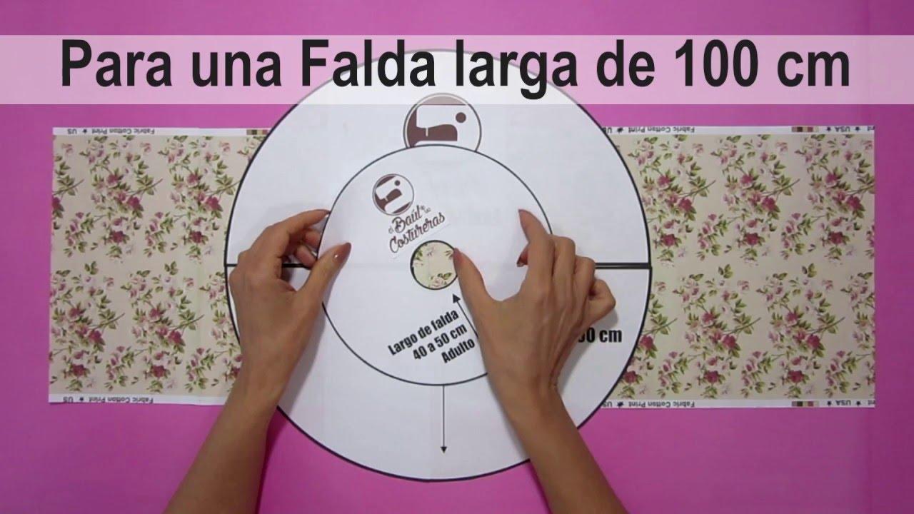 9a876eaf5 Cómo coser un ruedo curvo, con acabado profesional